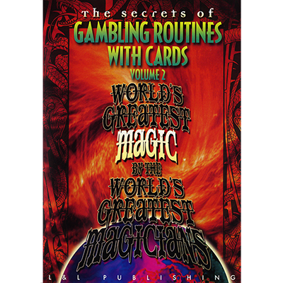 Gambling Routines With Cards Vol. 2 Video Download