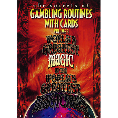Gambling Routines With Cards Vol. 3 Video Download