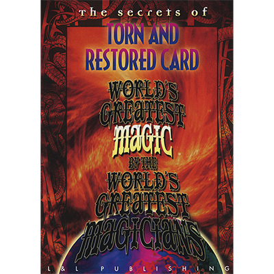 Torn and Restored (World's Greatest Magic) Streaming Video