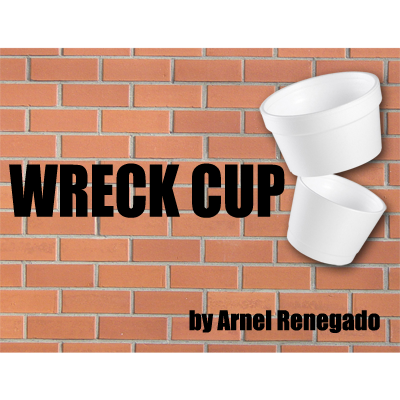 Wreck Cup - Arnel Renegado - VIDEO DESCARGA