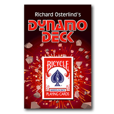 Richard Osterlind's Dynamo Deck by Richard Osterlind - Trick