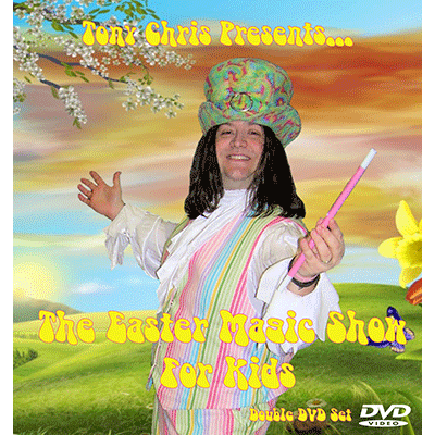 Easter magic Kids Show (2 DVD Set) by Tony Chris - DVD