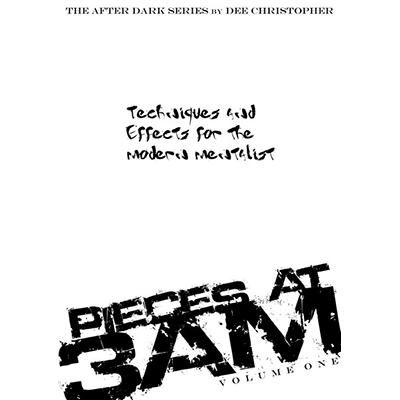 Pieces at 3am Volume One eBook DOWNLOAD