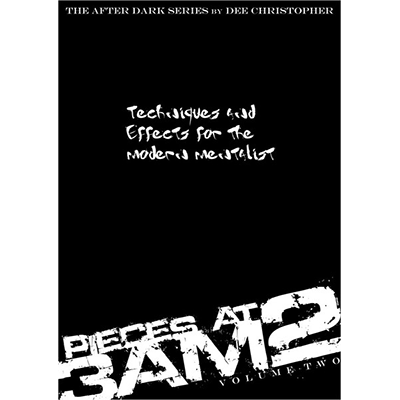Pieces at 3am Volume Two eBook DOWNLOAD