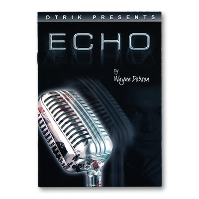 Echo by Wayne Dobson - Book
