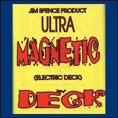 Electric Deck (BLUE)by Jim Spence Magic - Tricks