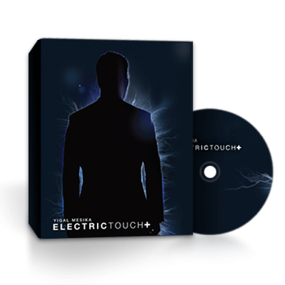 Electric Touch+ (Plus) DVD and Gimmick by Yigal Mesika - Trick