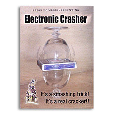 Electronic Crasher by Bazar de Magia - Trick