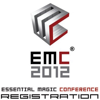 Essential Magic Conference Registration 2012 - Trick