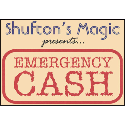 Emergency Cash by Steve Shufton - Trick
