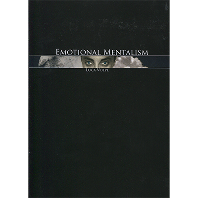 Emotional Mentalism Vol 1 by Luca Volpe and Titanas Magic - Book