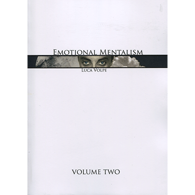 Emotional Mentalism Vol 2 by Luca Volpe and Titanas Magic - Book