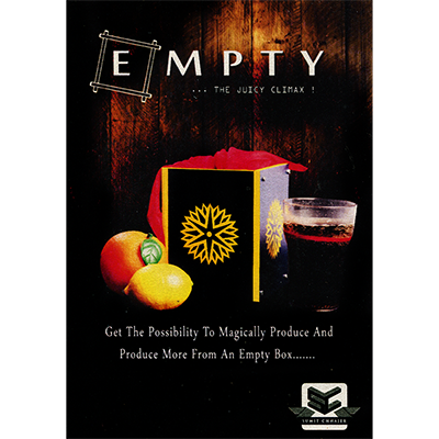 Empty by Sumit Chhajer - Trick
