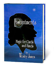 Enchantments by Wesley James - Book