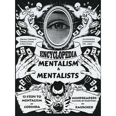 The Encyclopedia of Mentalism and Mentalists - Libro de Magia