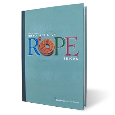 The Encyclopedia of Rope Tricks by Stewart James - Book
