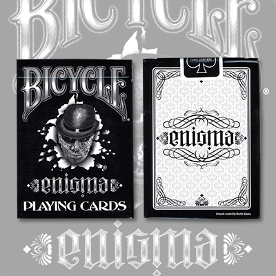 Enigma (Bicycle) Playing Cards by Martin Adams - Trick