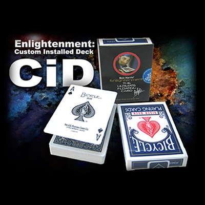 Enlightenment Custom Installed Deck by Ben Harris - Trick