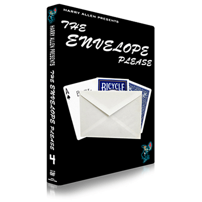 The Envelope Please (DVD and gimmick) by Daytona Magic - Trick