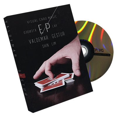 Extended Play (Epic) by Valdemar Gestur - DVD