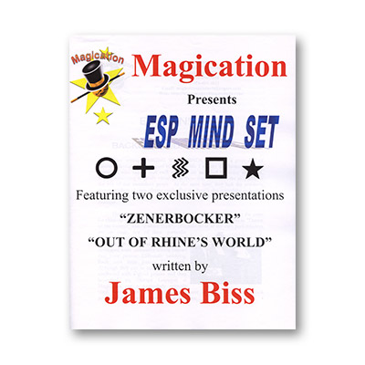 ESP Mind Set by James Biss - Trick