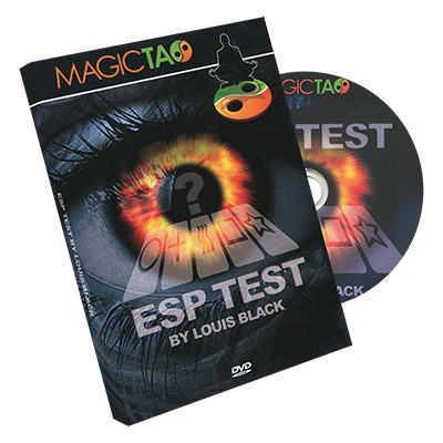 ESP Test by Louis Black and MagicTao - Trick