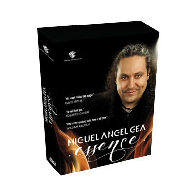 Essence (4 DVD Set) by Miguel Angel Gea and Luis De Matos