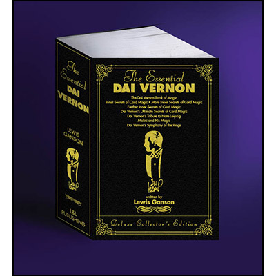 Essential Dai Vernon Collectors Edition - Book