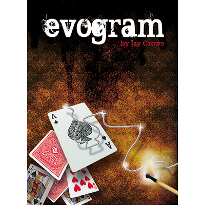 Evogram (Seven of Diamonds) by Jay Crowe & Eureka Magic - Trick