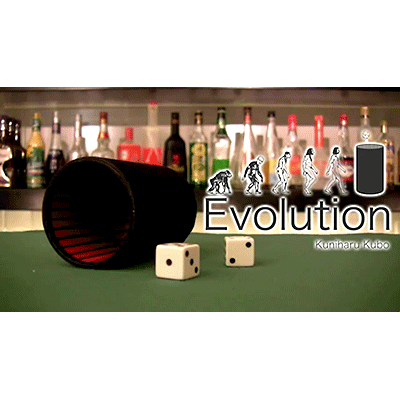 Evolution (Chop Cup) by Kuniharu Kubo - Trick