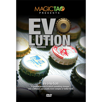 Evolution by Rus Andrews and MagicTao - Trick
