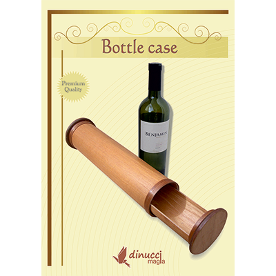 Executive Bottle Case by Dinucci Magic - Trick