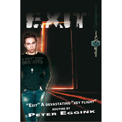 Exit trick Peter Eggink