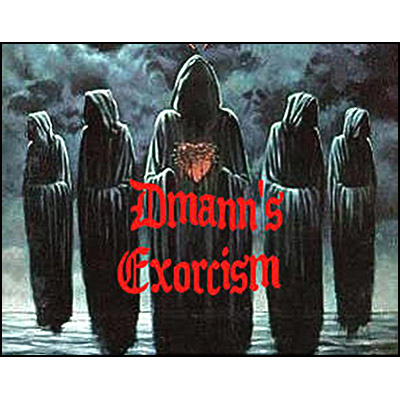 Exorcism - David Mann & Jon Maronge