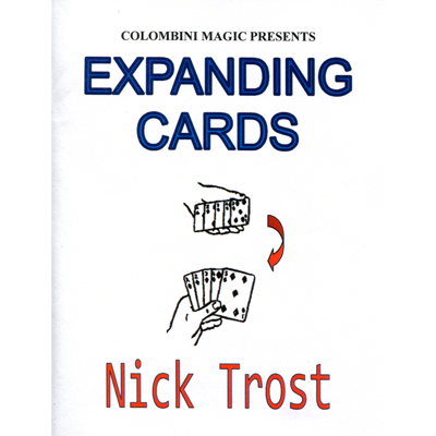 Expanding Cards by Wild-Colombini Magic - Trick
