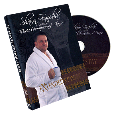 Extended Stay (DVD and Props) by Shawn Farquhar