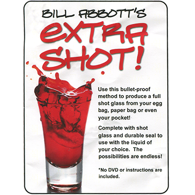Extra Shot by Bill Abbott - Trick