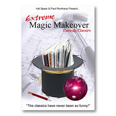 Extreme Magic Makeover eBook DOWNLOAD