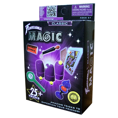Classic Magic Set (25 tricks) by Fantasma - Trick