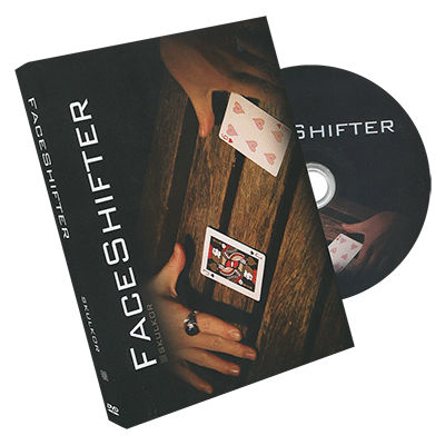 FaceShifter Red (DVD and Gimmick) by Skulkor - DVD