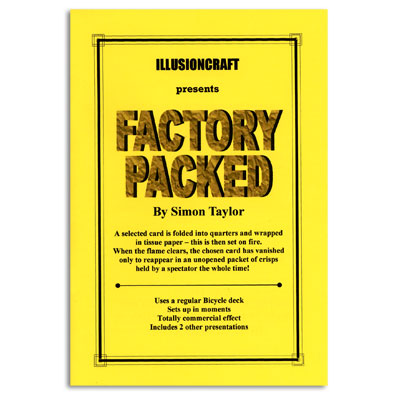 Factory Packed by Simon Taylor - Trick