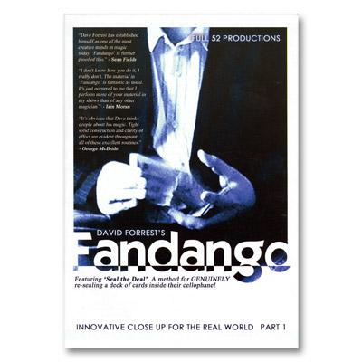 Fandango - Part 1 - David Forrest - Libro de Magia