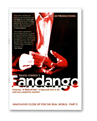 Fandango - Part 2  by David Forrest -  Book