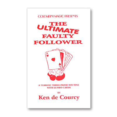 Faulty Follower by Ken de Courcy - Trick