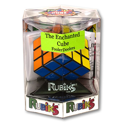 Enchanted Cube by Fooler Dooler - Trick
