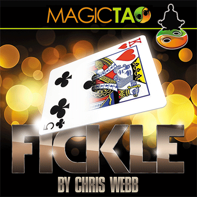 Fickle (Red) by Chris Webb and MagicTao - Trick