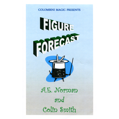Figure Forecast by Wild-Colombini Magic - Trick