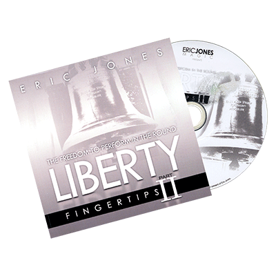 Liberty Fingertips  2 by Eric Jones - DVD