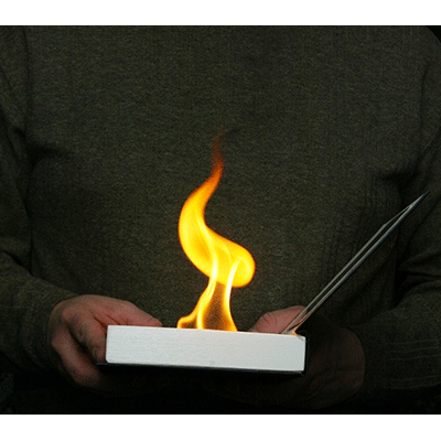 Fire Book by Wood Crafters - Trick