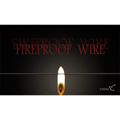 Fireproof Wire - Cigmamagic